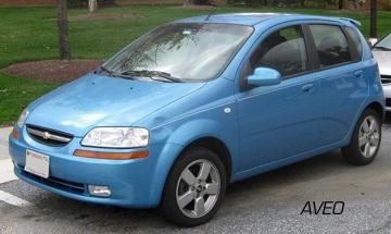 Chevrolet Aveo (Daewoo)