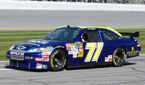 TRG Motorsports #71 Chevy - Mike Wallace