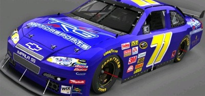 TRG Motorsports enters the Sprint Cup with Mike Wallace in the #71