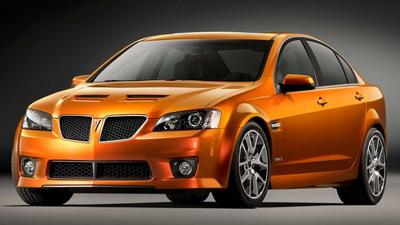 2009 Pontiac G8 GXP