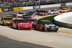 Goody\'s Fast Relief 500 (2009) - The Race